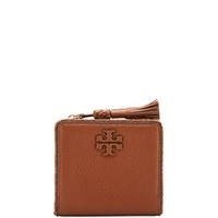 Tory Burch Taylor Mini Tassel-Zip Wallet