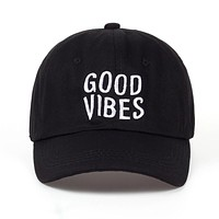 """Good Vibes"" Dad Hat"