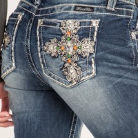 Star Crossed Love Boot Cut Jean