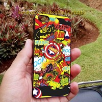 Marvel Comic Superhero Avengers Phone Cases, iPhone Case, Samsung Galaxy Case