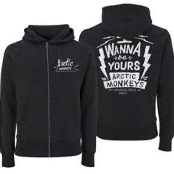 I Wanna Be Yours Hoodie