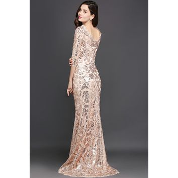 Chicolth San Francisco Sparkle Prom Dress