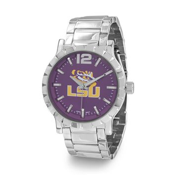 Louisiana State University Officially Licensed Men's Watch