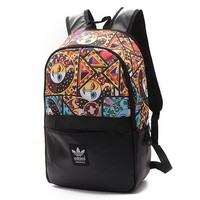 """Adidas"" Fashion Style Laptop Backpack Travel Bag"