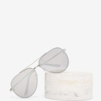 Myth Mirrored Aviator Shades