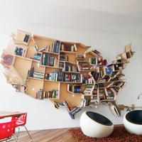 Slideshow: 5 Creative, High-Design Bookshelves | Dwell