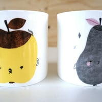Le Kiosk - Mugs by Fine Little Day & Engman