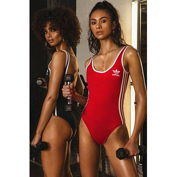 Adidas Originals One Piece Swimwear Bikini Swimsuit bikini