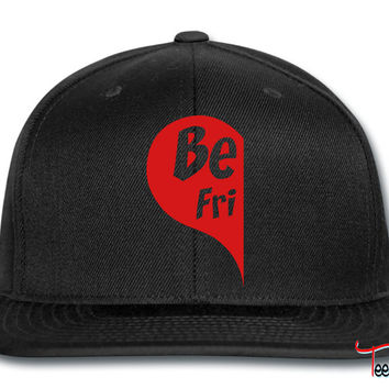 best friends right Snapback