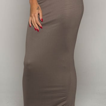 Dark Gray iAMMI Skirt (C)