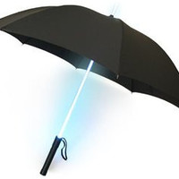 LED Twilight Umbrella