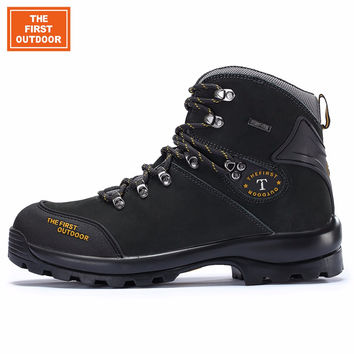 TFO Men Hiking Shoes Boots Camping Climbing Shoes Man Sneakers