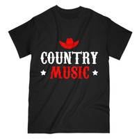 Gift For Country Music Lover Mens T Shirt