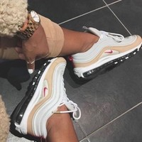 shosouvenir  : Nike Air Max 97 air cushion  Gym shoes