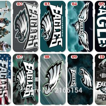 Philadelphia Eagles Cover For Sony Xperia L1 X XA XZ Z Z1 Z2 Z3 Z5 XZ1 Compact Mini M C1904 E4 C3 C4 M2 M5 Phone Case Capa Coque