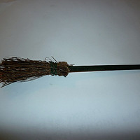 Altar Broom magic witchcraft witch wicca by Witchstore on Etsy