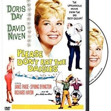 Doris Day & David Niven & Charles Walters Please Don't Eat the Daisies