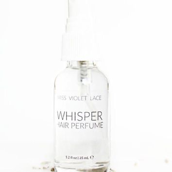 Miss Violet Lace Whisper Hair Perfume - Travel Size