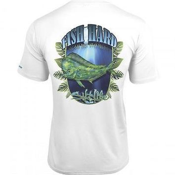 Salt Life Men's Fish Hard SLX T-Shirt