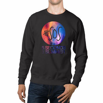5 Seconds Of Summer Nebula Unisex Sweaters - 54R Sweater