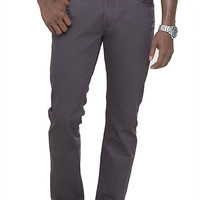 Gray Rocco Slim Fit Skinny Leg Jean from EXPRESS