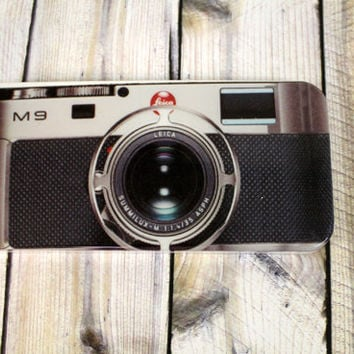 SALE Porst Vintage camera M9 Leica camera cyber sale iPhone 5 5s 5c case/cover By: Hot2own