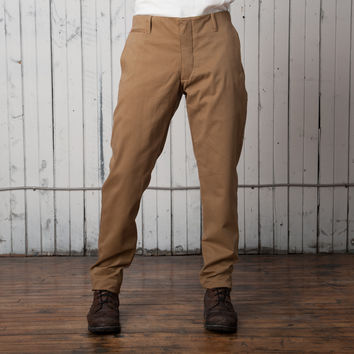 The Easy Rider Pant   Camel Twill