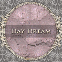 DAY DREAM Mineral Eyeshadow: 5g Sfter Jar, Pale Dusty Pink, Natural Cosmetics, Shimmer Eyeshadow