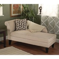 Leena Cotton Chaise Lounge