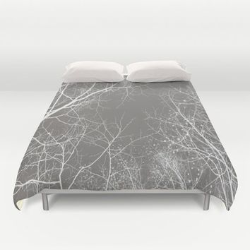 Branches Impressions I Duvet Cover by ARTbyJWP