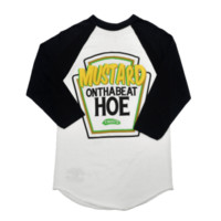 Mustard On Tha Beat Hoe BB Tee - Trustd Collective