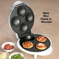 Mini Pizza Maker @ Fresh Finds