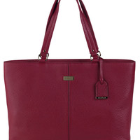 Handbags | Totes | Village Leather Tech Tote Bag | Lord and Taylor