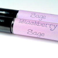 Blackberry Sage Perfume Oil, Roll On Perfume by ZEN-ful, Fragrance, Gift Ideas