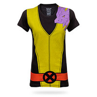 I Am Kitty Pryde Costume Babydoll