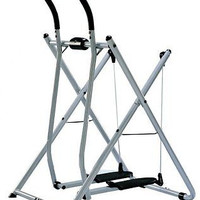 Gazelle Edge Exercise Fitness Machine Workout Lose Weight Yoga Trainer New Free