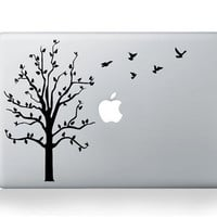 Trees ------ Macbook Decal Macbook Stickers Macbook Decals Laptop Skin Cover Apple Cover for Macbook Pro Air / iPad / iPad2/iPad3