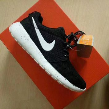 Nike Roshe Run Sport Casual Unisex Galaxy Sneakers Couple Running Shoes