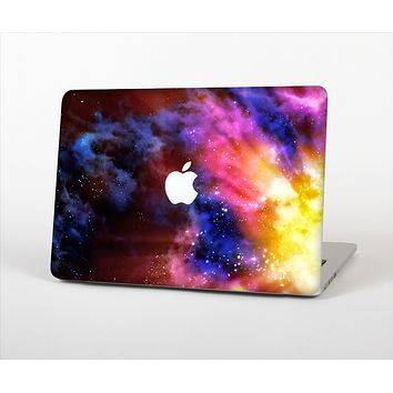 The Super Nova Neon Explosion Skin Set for the Apple MacBook Air 11""
