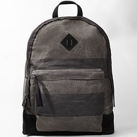 Mens Quarter Rucksack (Washed Black) | ALLSAINTS.com