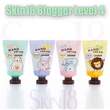 Blogger's Pack (Level 4) SOC Shea Butter Hand Cream x 4pcs