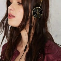 Frends Layla Black Enamel Headphones