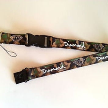 Diamond Supply Co Lanyard *Limited Edition*