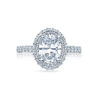 Style# HT2522OV9X7 - Blooming Beauties - Engagement Rings - Tacori.com