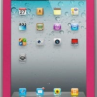 OtterBox Defender Series Case with Screen Protector and Stand for the New iPad (4th Generation), iPad 2 and 3 - Pink Alpenglow
