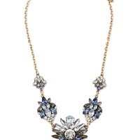 Faux Gem Statement Necklace