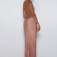 Celine Gown Nude - PRE ORDER
