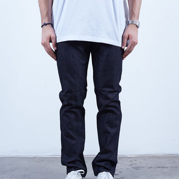Midnight Black | Slim Fit