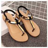 Flat Sandals Summer Shoes