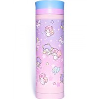 LITTLE TWIN STARS OMBRÉ WATER BOTTLE